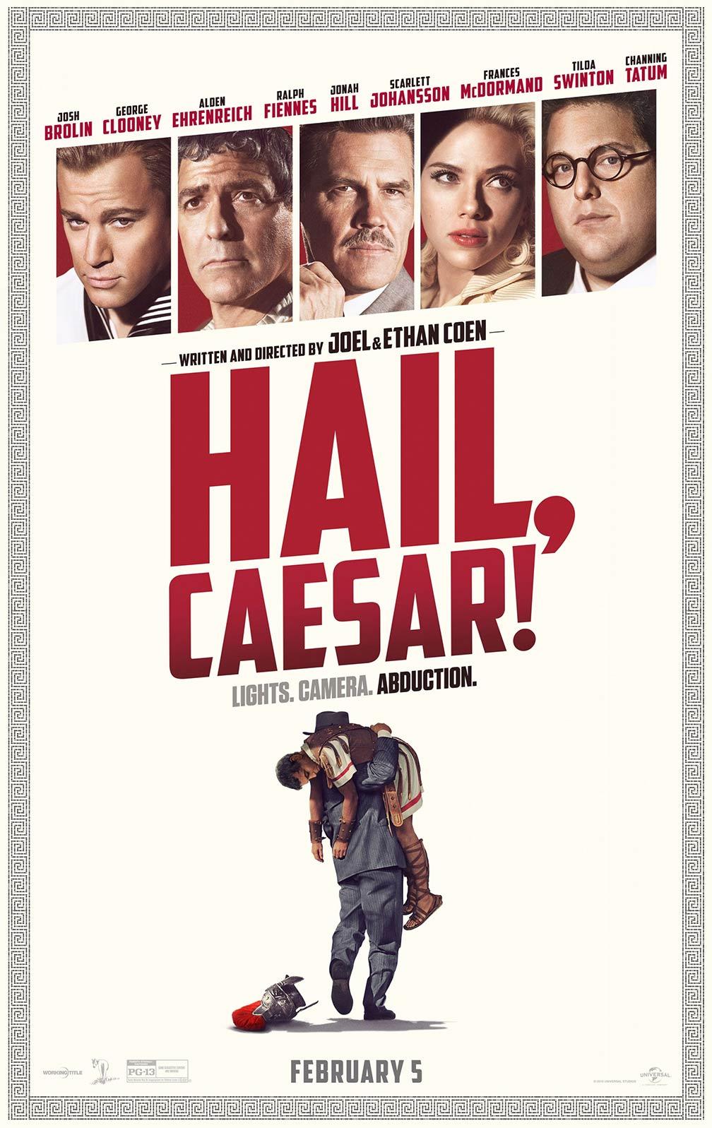 Hail, Caesar! Poster #2