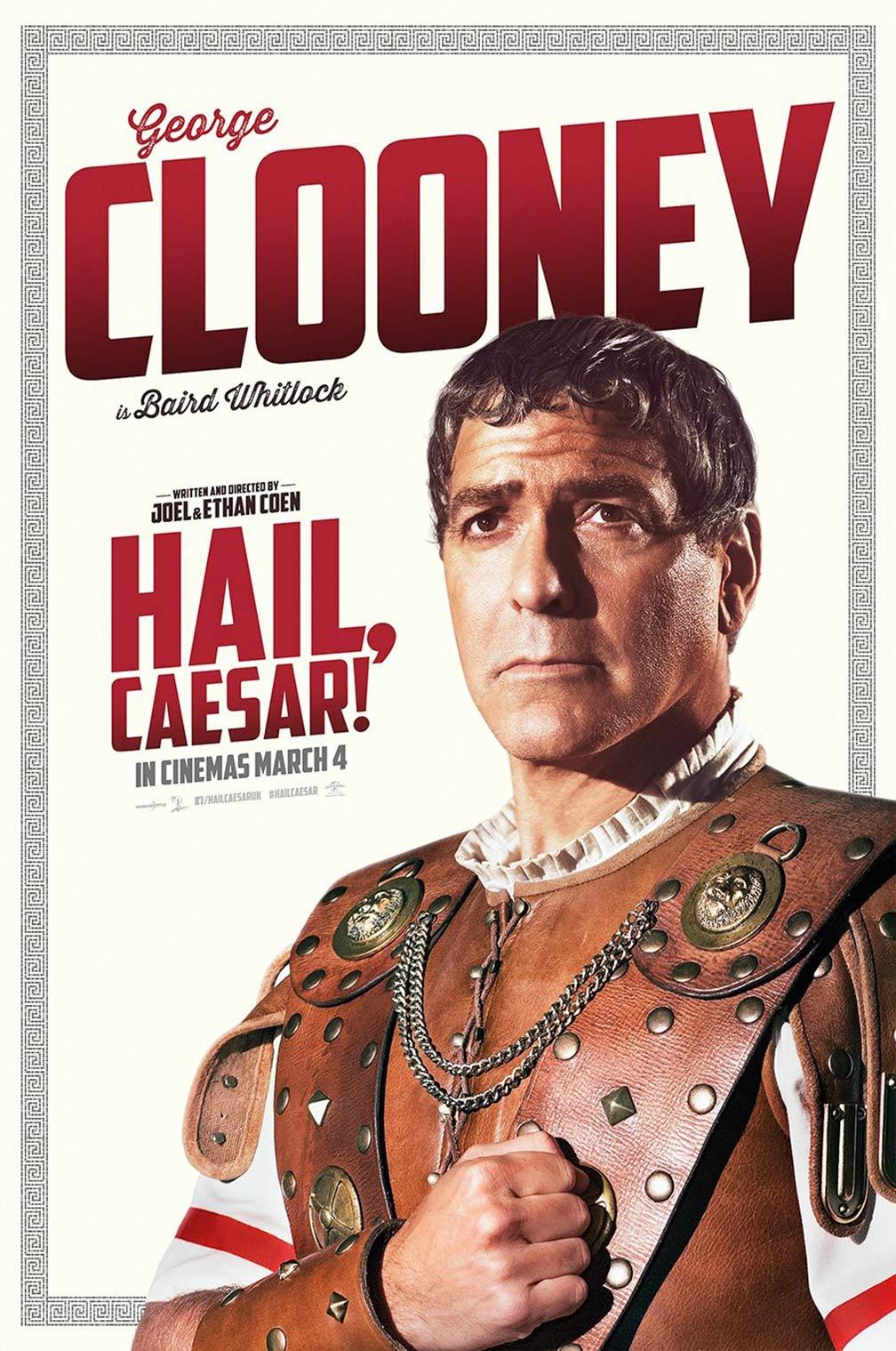 Hail, Caesar! Poster #3
