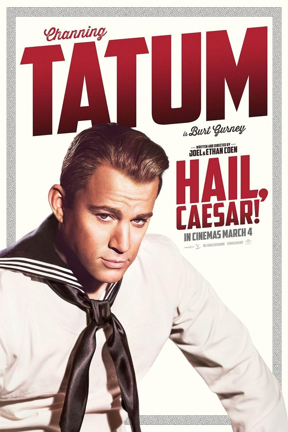 Hail, Caesar! Poster #4