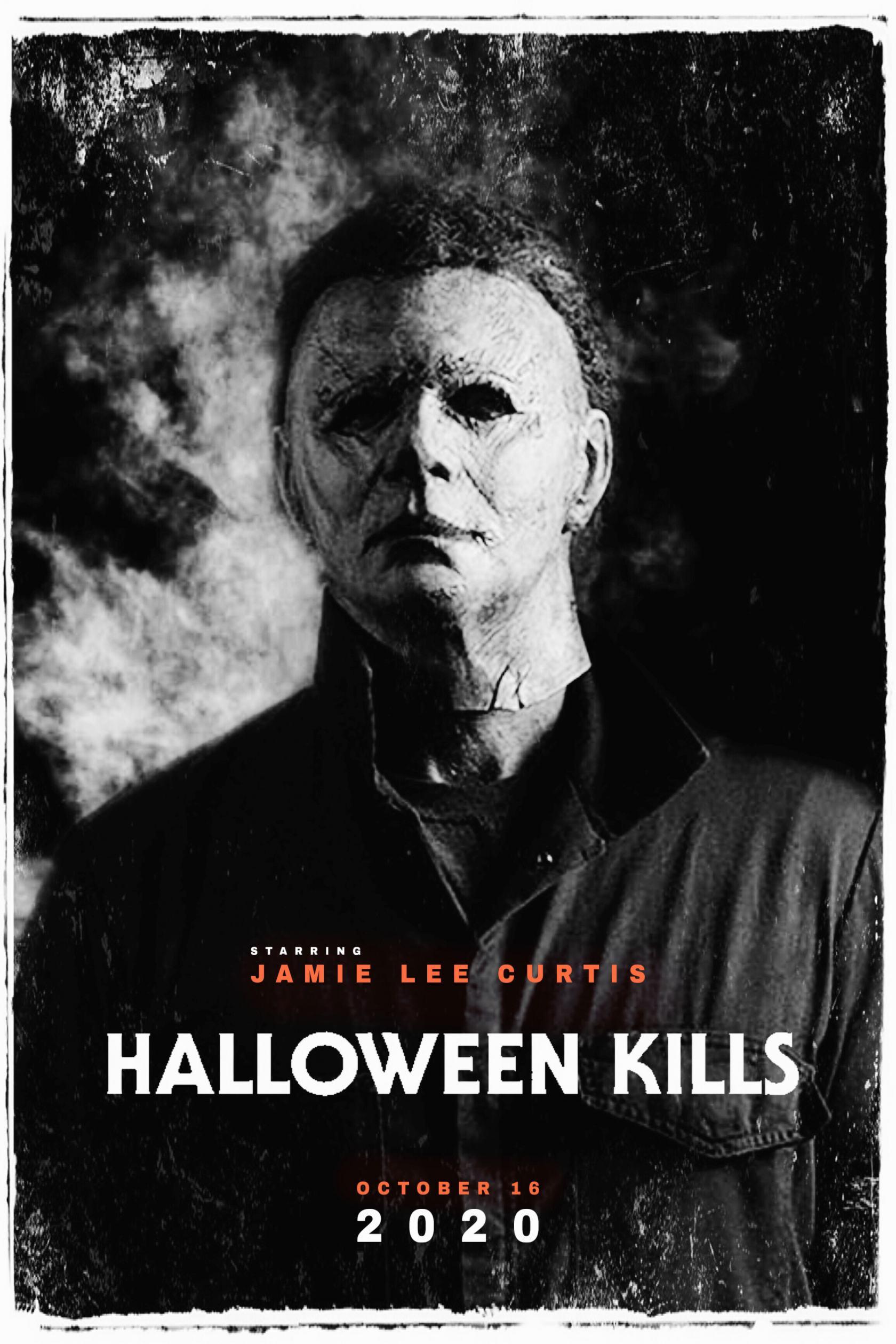 Halloween Kills Poster #1