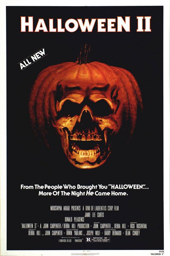 Halloween II Poster #1