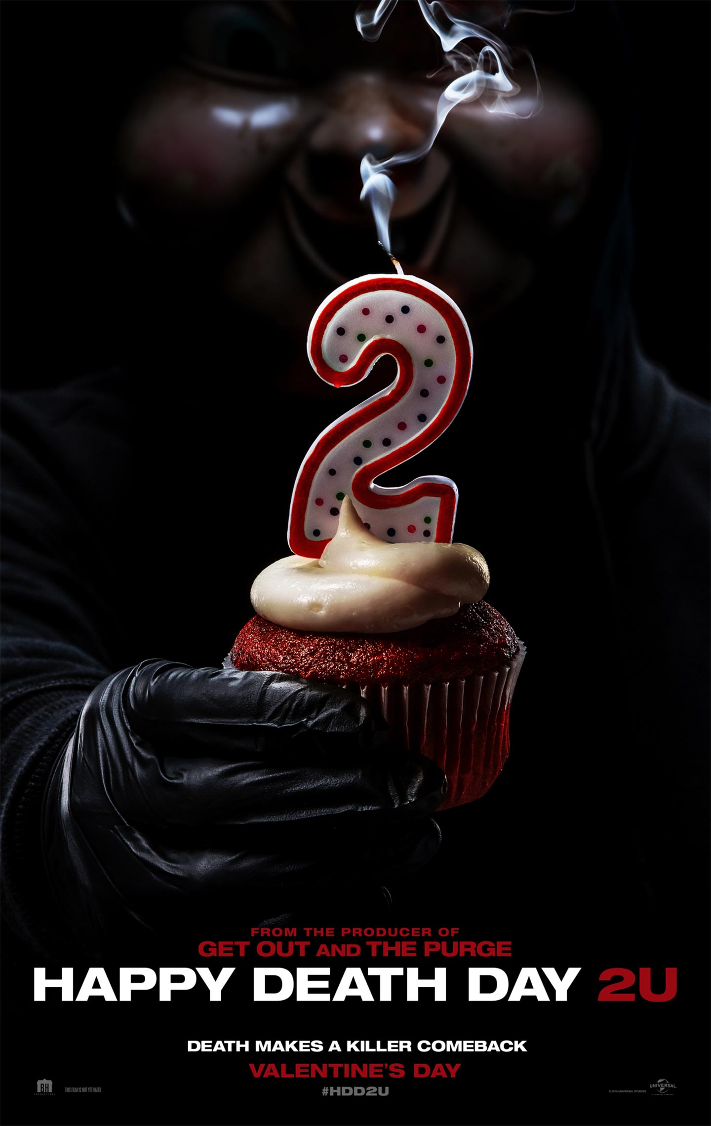 Happy Death Day 2U Poster #1
