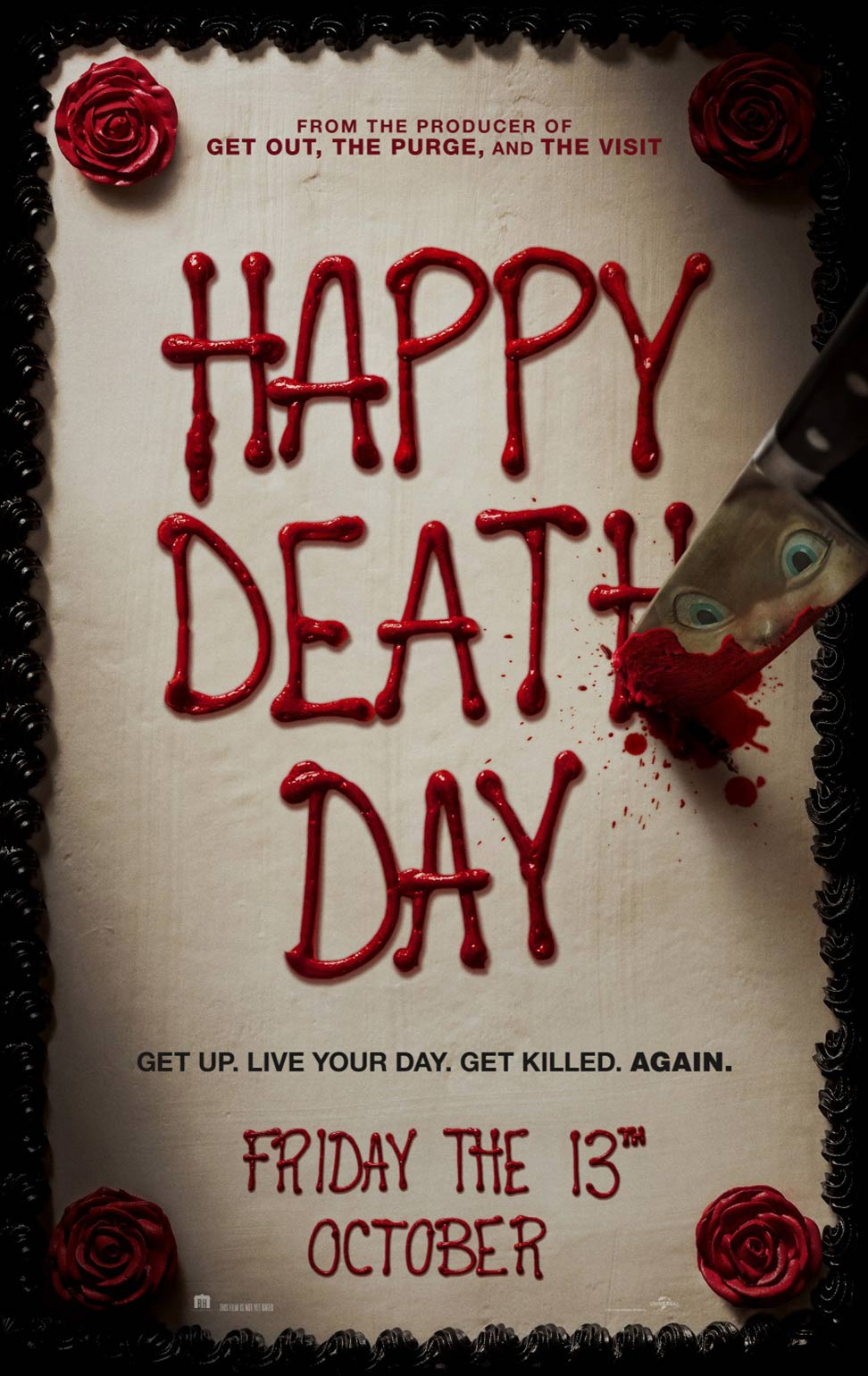 Happy Death Day Poster #1