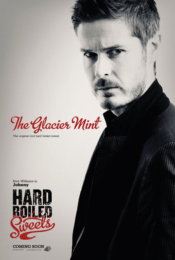 Hard Boiled Sweets Poster #11