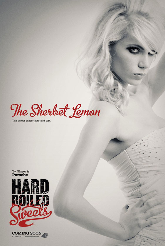 Hard Boiled Sweets Poster #12