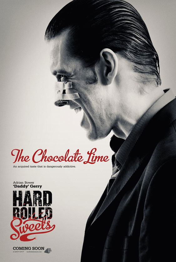 Hard Boiled Sweets Poster #2