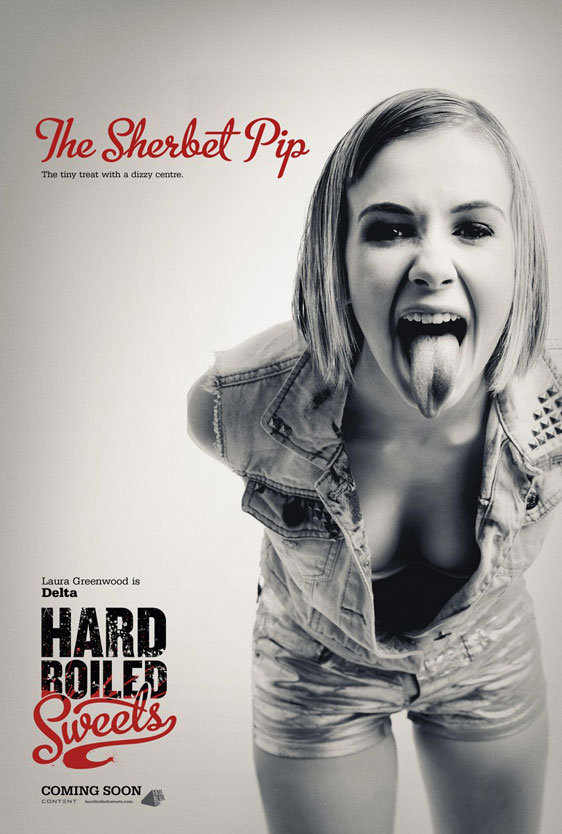 Hard Boiled Sweets Poster #5