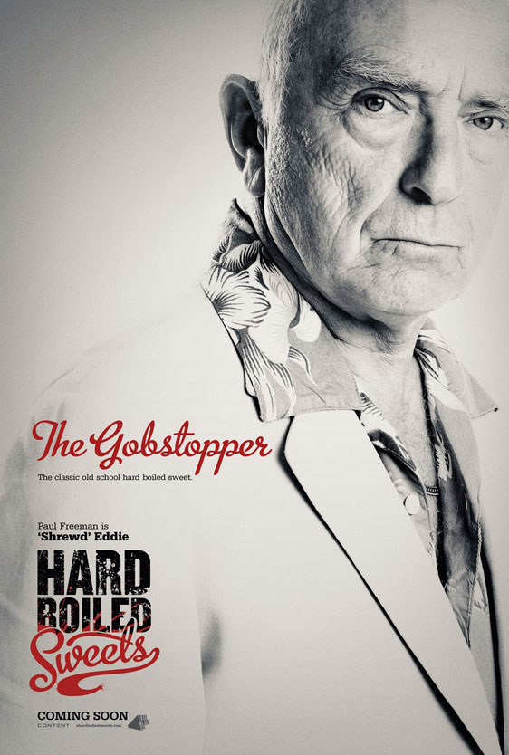 Hard Boiled Sweets Poster #7