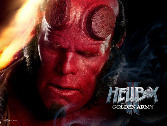Hellboy II: The Golden Army Poster #7