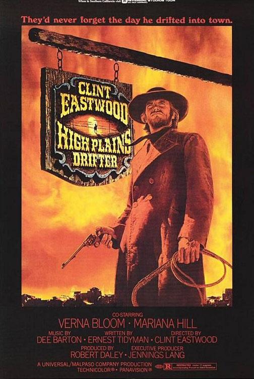 High Plains Drifter Poster #1