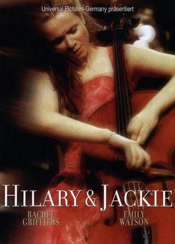 Hilary and Jackie Poster #1