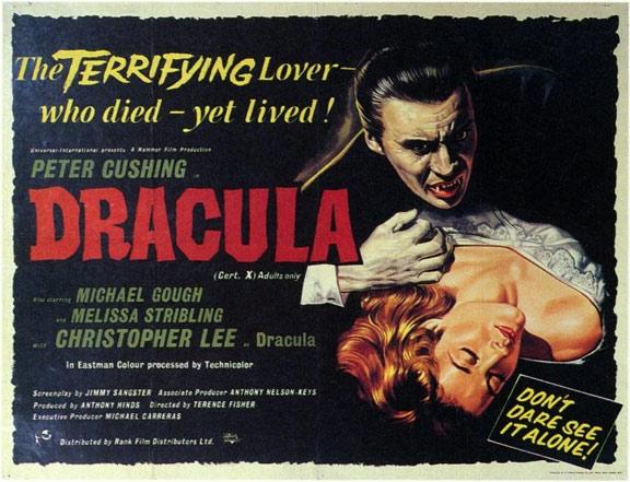 Horror of Dracula Poster #2