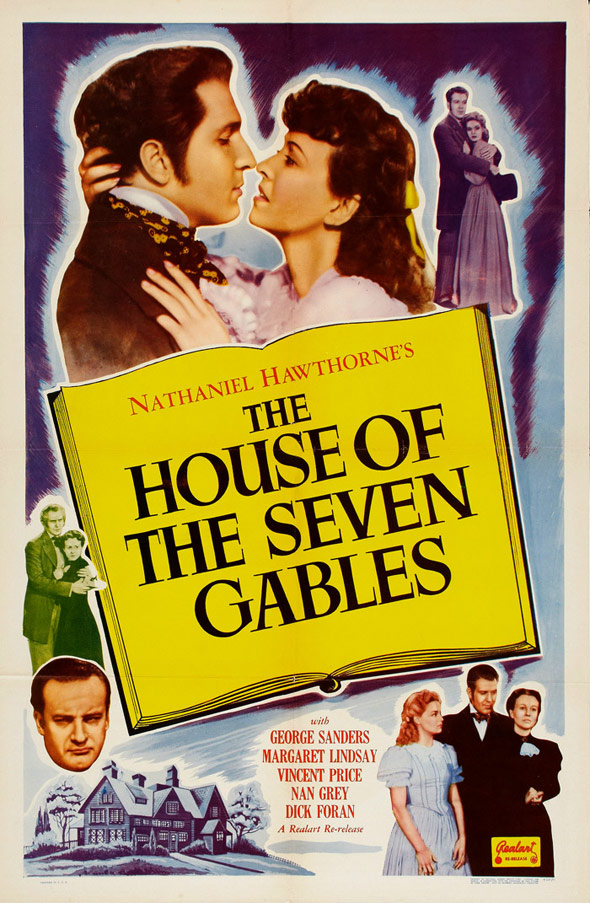 The House of the Seven Gables Poster #1