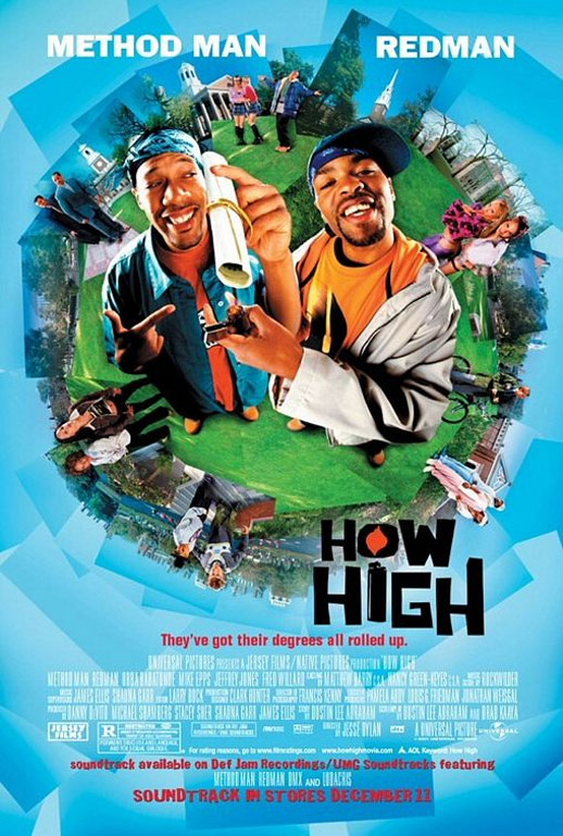 How High Poster #1