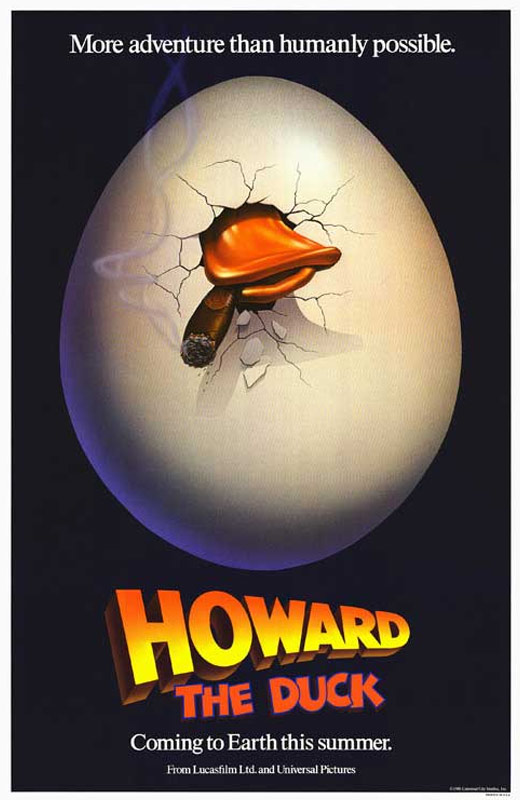 Howard the Duck Poster #1