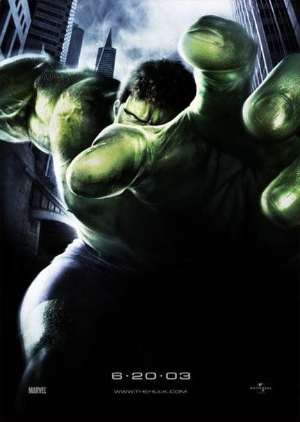 Hulk Poster #1