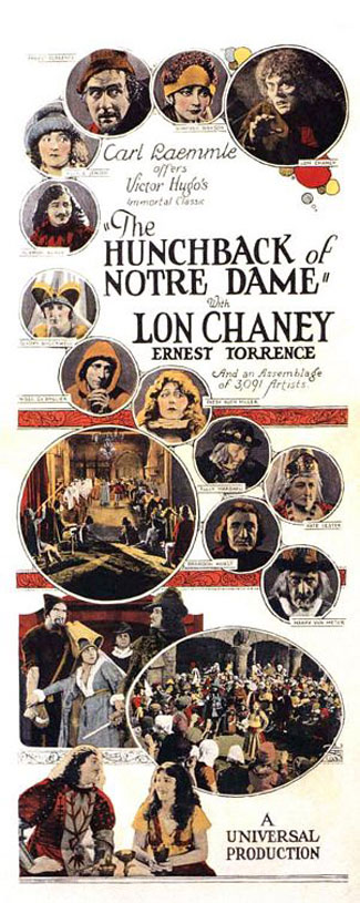 The Hunchback of Notre Dame Poster #3