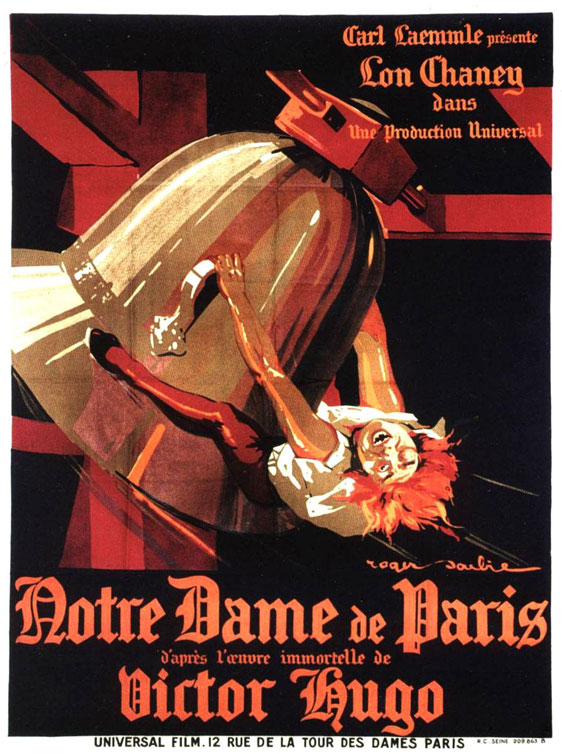 The Hunchback of Notre Dame Poster #4