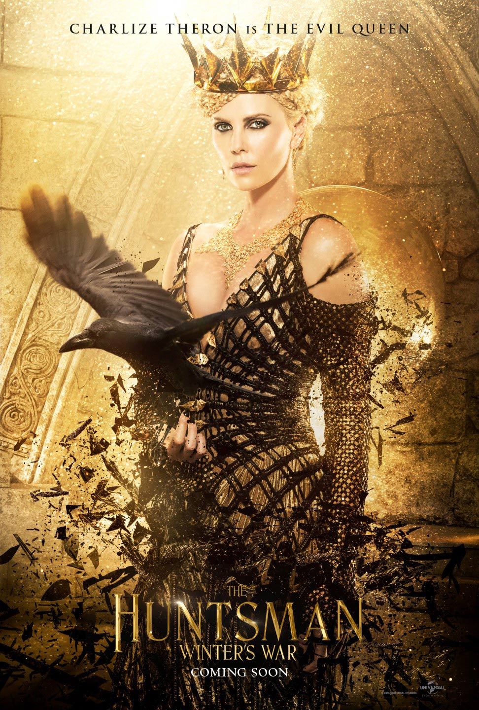 The Huntsman: Winter's War Poster #2
