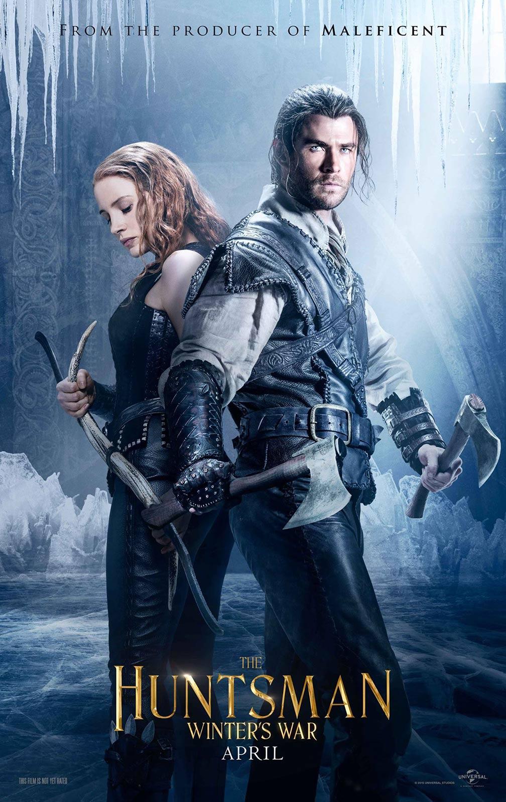 The Huntsman: Winter's War Poster #6
