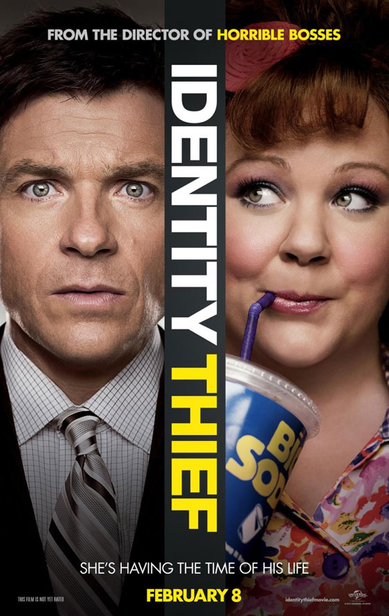 Identity Thief Poster #3