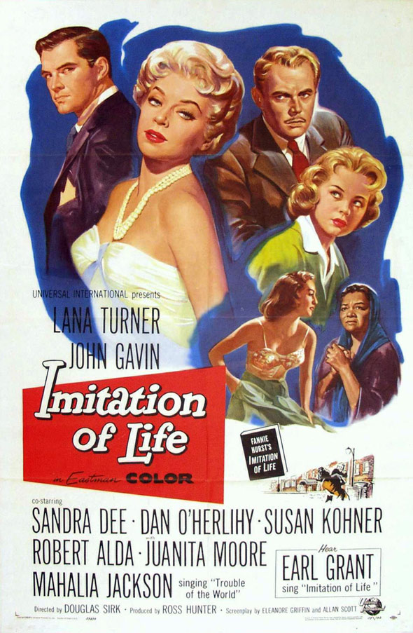 Imitation of Life Poster #1