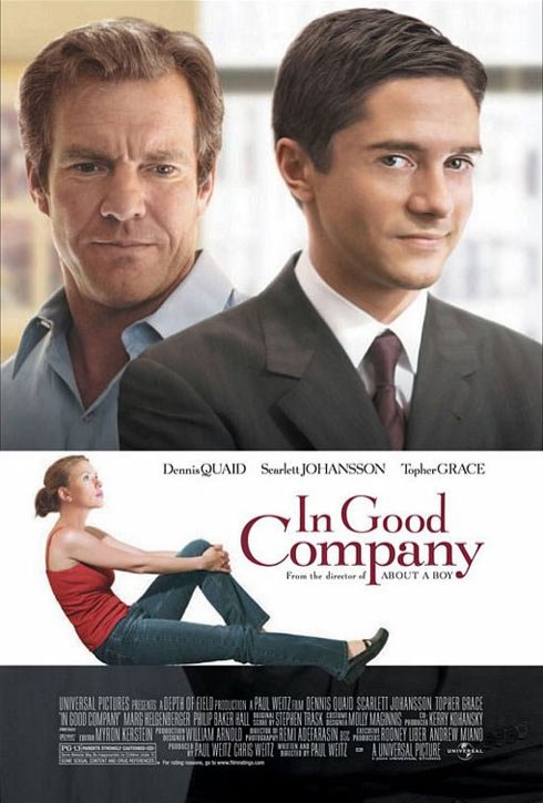 In Good Company Poster #1
