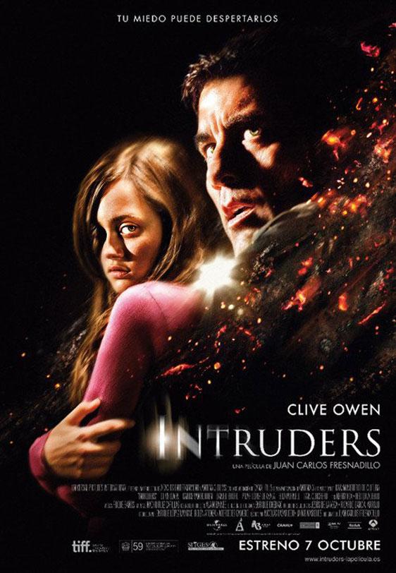 Intruders Poster #1