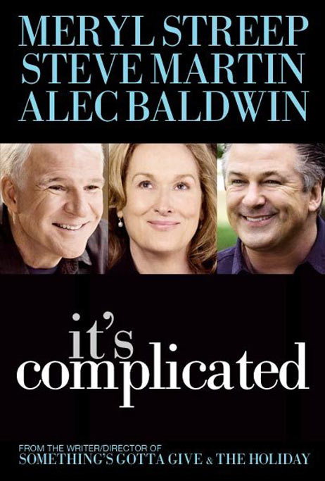 It's Complicated Poster #1