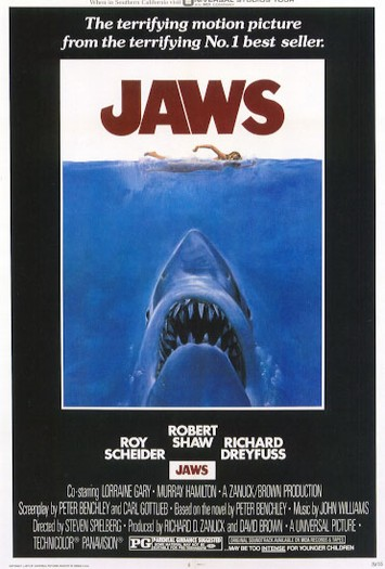 Jaws Poster #1