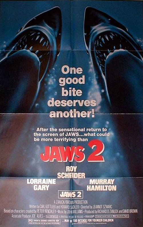 Jaws 2 Poster #3