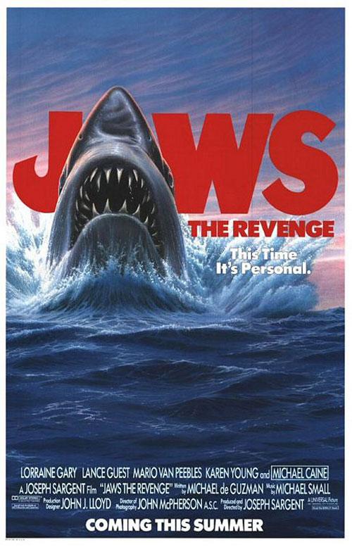 Jaws: The Revenge Poster #1