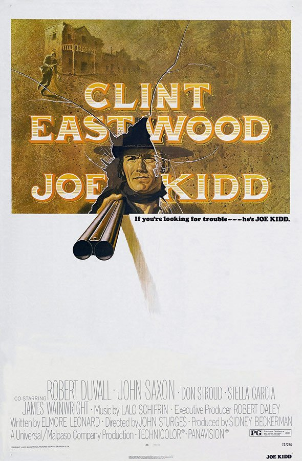 Joe Kidd Poster #1