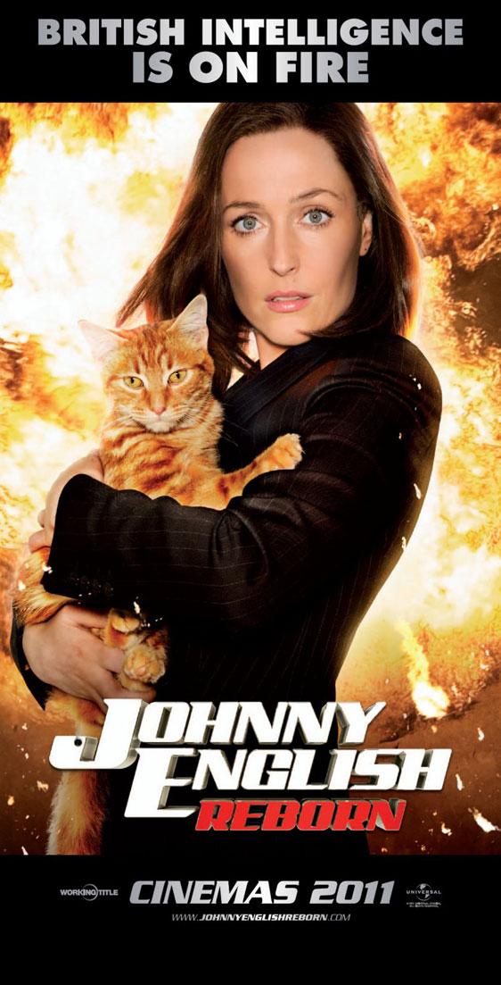 Johnny English Reborn Poster #4