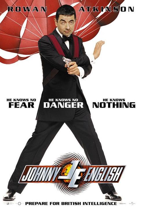 Johnny English Poster #1
