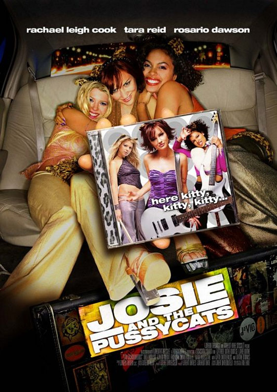 Josie and the Pussycats Poster #1