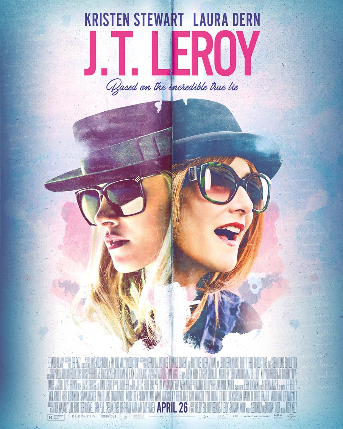 J.T. Leroy Poster #1