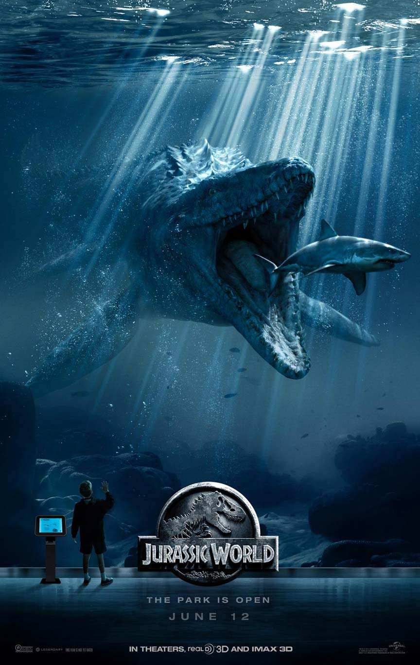 Jurassic World Poster #2