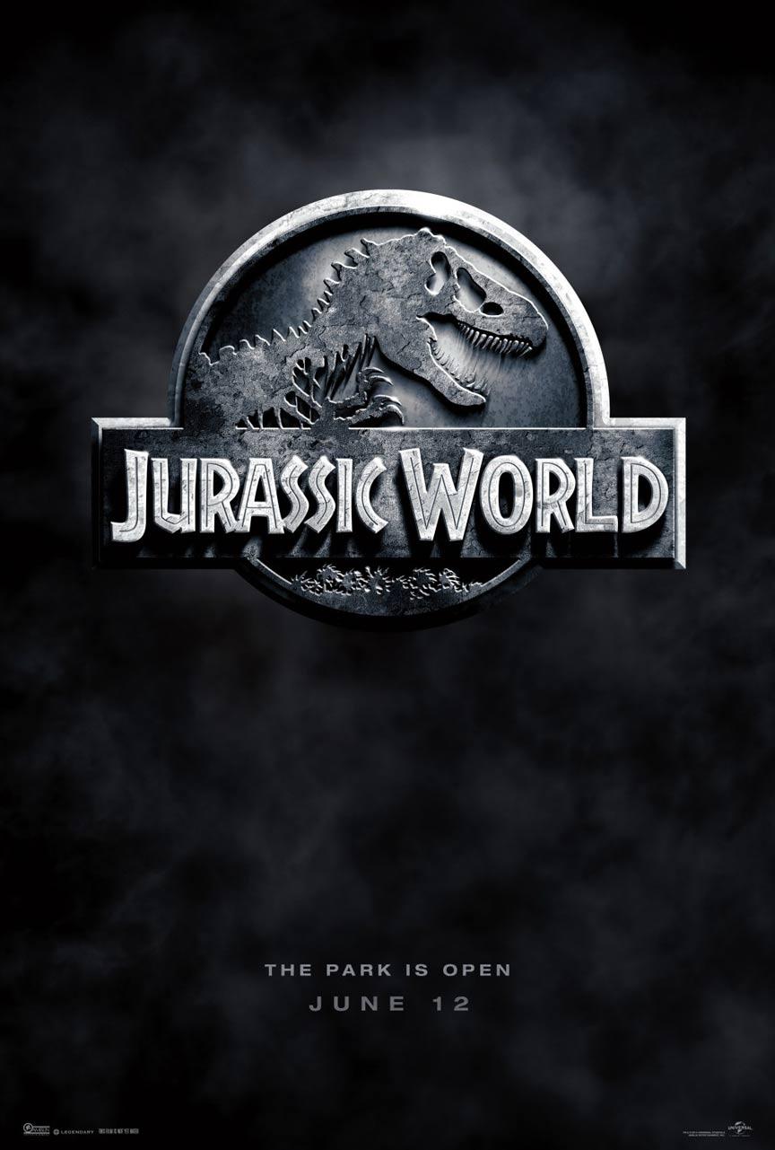 Jurassic World Poster #1