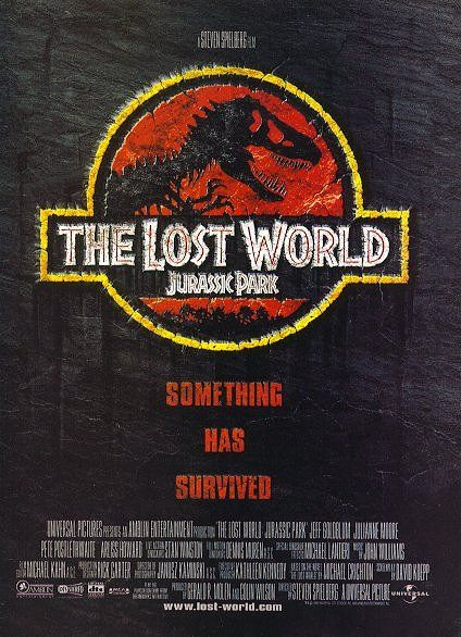 The Lost World: Jurassic Park II Poster #1