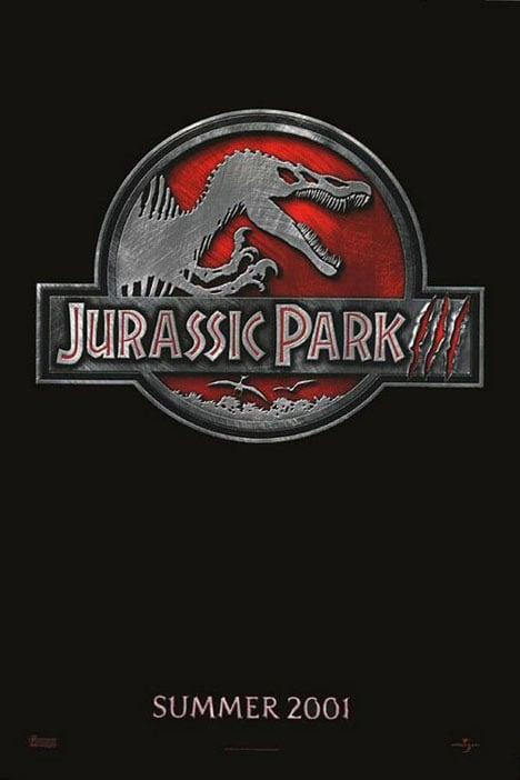 Jurassic Park III Poster #1