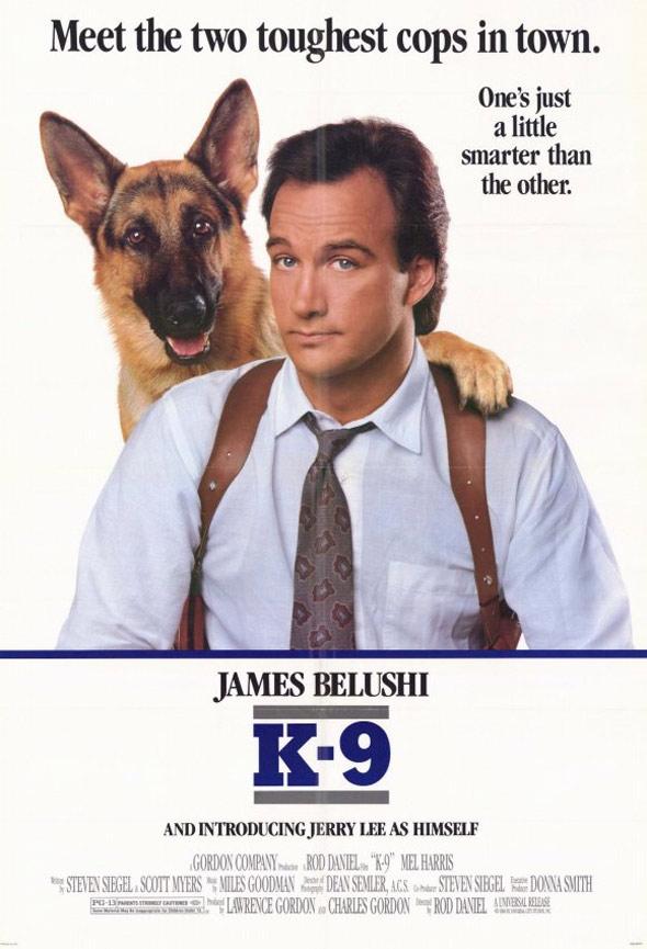 K-9 Poster #1