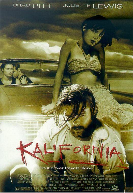 Kalifornia Poster #1