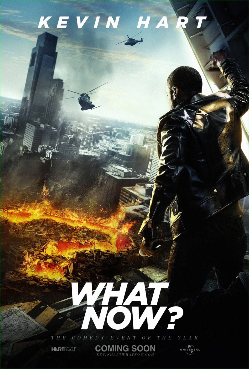 Kevin Hart: What Now? Poster #2