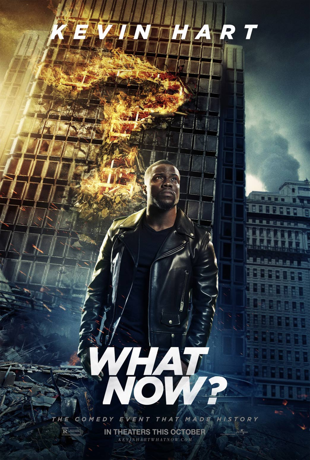 Kevin Hart: What Now? Poster #1