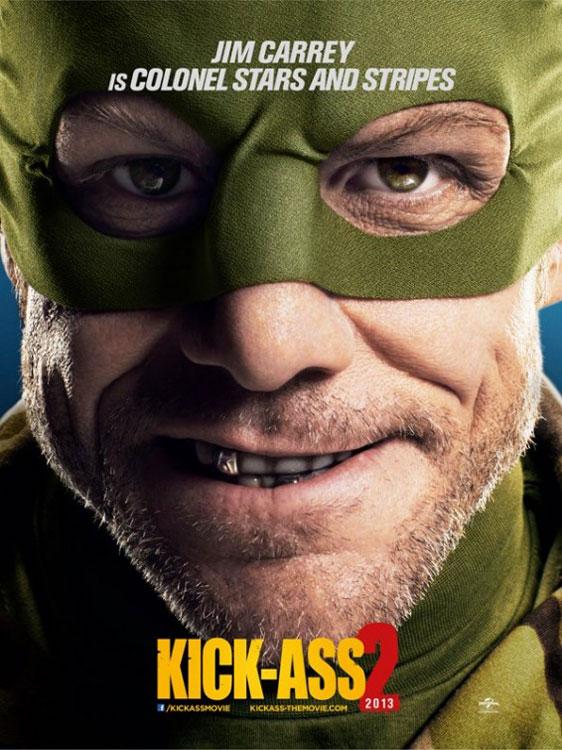 Kick-Ass 2 Poster #2