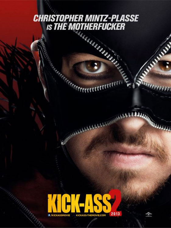 Kick-Ass 2 Poster #4