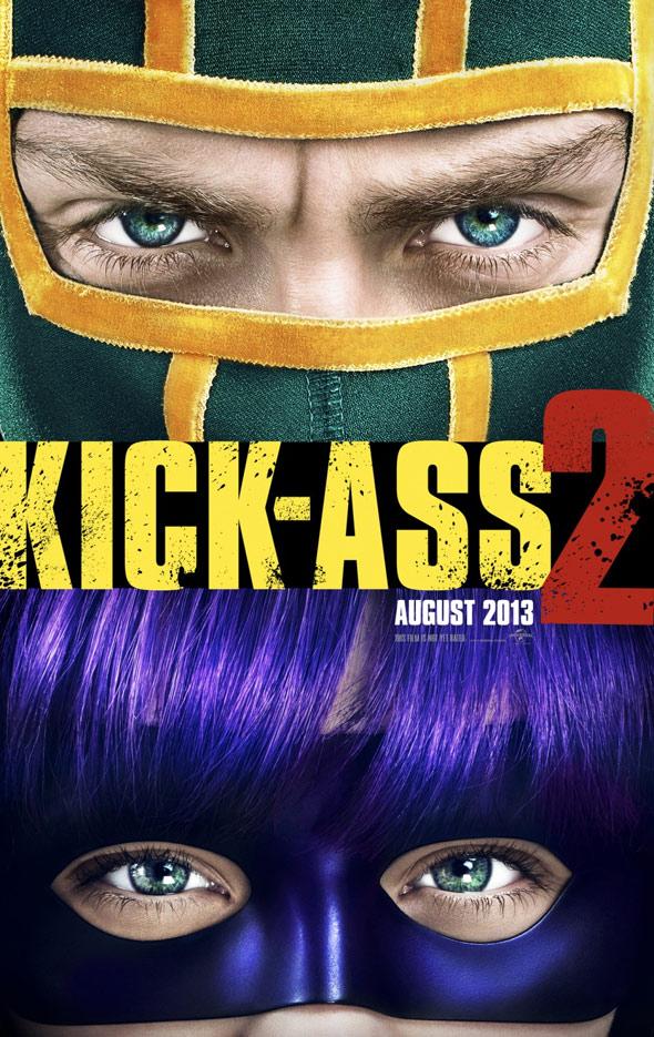 Kick-Ass 2 Poster #1