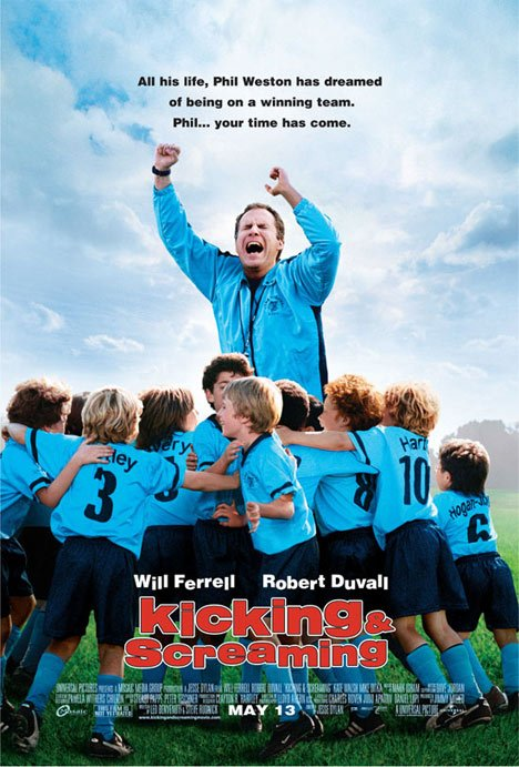 Kicking & Screaming Poster #1