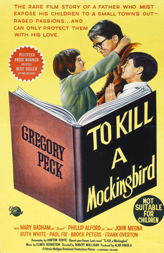 To Kill a Mockingbird Poster #1